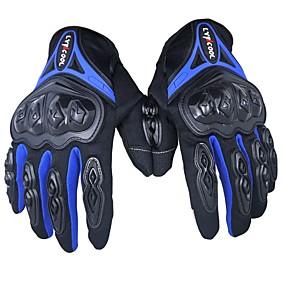 povoljno Motociklističke rukavice-modni puni prst motocikl skuter dirt pit bicikla atv jahanje vozač trkaći sportski rukavice
