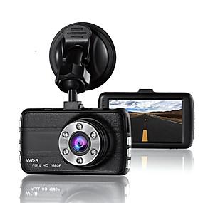 Недорогие Видеорегистраторы для авто-T660 маленький глаз камера видеорегистратор видеорегистратор 170 градусов 3,0 жк-автомобиль для водителей Full HD 1080 P рекордер камера с G-сенсором ночного видения