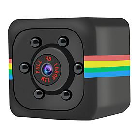 povoljno Zaštita i sigurnost-sq11 1080p mini kamera hd camcorder noćni vid sportovi dv video diktafon dv kamera full hd 2.0mp infracrveni noćni vid sportovi hd cam detekcija pokreta pokreta