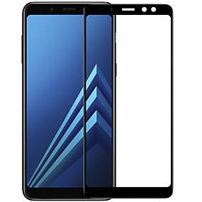 tanie Folie ochronne do Samsunga-nillkin ochraniacz ekranu samsung galaxy szkło hartowane 1 szt full body folia ochronna o wysokiej rozdzielczości (hd) / 9h twardość / przeciwwybuchowość