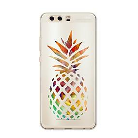 voordelige Huawei Honor hoesjes / covers-hoesje Voor Huawei P9 / Huawei P9 Lite / Huawei P8 P10 Plus / P10 Lite / P10 Patroon Achterkant Cartoon / Fruit Zacht TPU / Huawei P9 Plus