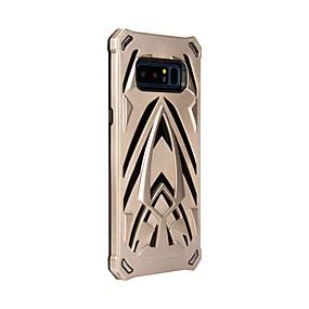 voordelige Galaxy S7 Edge Hoesjes / covers-hoesje Voor Samsung Galaxy S8 Plus / S8 / S7 edge Schokbestendig Achterkant Schild Hard Muovi