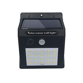 olcso Napelemes LED világítás-brelong 1pc 4w szolárvezérelt árvíz világítás kültéri világítás fehér fény<5V
