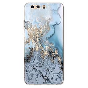 voordelige Huawei Honor hoesjes / covers-hoesje Voor Huawei P9 / Huawei P9 Lite / Huawei P8 P10 Plus / P10 Lite / P10 Patroon Achterkant Lijnen / golven / Marmer Zacht TPU / Huawei P9 Plus