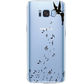 voordelige Galaxy S6 Edge Plus Hoesjes / covers-hoesje Voor Samsung Galaxy S8 Plus / S8 / S7 edge Patroon Achterkant Sexy dame / Cartoon Zacht TPU
