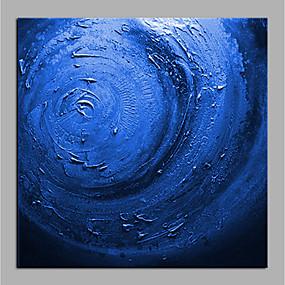 povoljno Bojano-Hang oslikana uljanim bojama Ručno oslikana - Sažetak Moderna Bez unutrašnje Frame