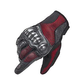 Недорогие Мотоциклетные перчатки-Спортивные Универсальные Мотоцикл перчатки Полиэстер Дышащий / Нескользящий / Удобный