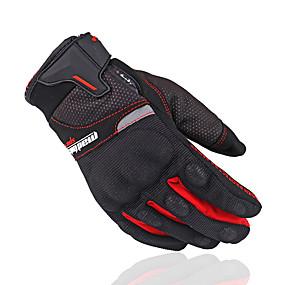 Недорогие Мотоциклетные перчатки-Полный палец Универсальные Мотоцикл перчатки Нейлон Воздухопроницаемость / Пригодно для носки / Non Slip