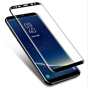 Недорогие Чехлы и кейсы для Galaxy S-Samsung GalaxyScreen ProtectorS9 Plus Уровень защиты 9H Защитная пленка на всё устройство 1 ед. Закаленное стекло