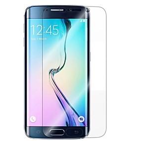 Недорогие Чехлы и кейсы для Galaxy S-Samsung GalaxyScreen ProtectorS7 edge HD Защитная пленка для экрана 1 ед. TPU