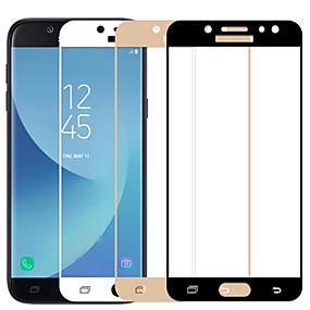 Недорогие Защитные пленки для Samsung-Samsung GalaxyScreen ProtectorJ5 (2017) HD Защитная пленка для экрана 1 ед. Закаленное стекло