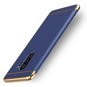 abordables Galaxy S6 Edge Plus Carcasas / Fundas-Funda Para Samsung Galaxy S9 / S9 Plus / S8 Plus Antigolpes Funda Trasera Un Color Dura El plastico