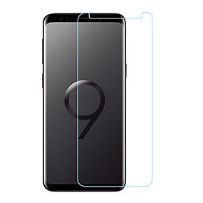 Недорогие Защитные плёнки для экранов Samsung-Samsung GalaxyScreen ProtectorS9 Уровень защиты 9H Защитная пленка для экрана 1 ед. Закаленное стекло