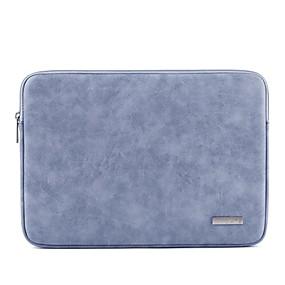 """olcso Laptop kütyük-13,3 """"14"""" 15,6 """"pu bőrszínű színes laptop táska MacBook / felület / hp / dell / samsung / sony stb."""