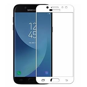 Недорогие Защитные пленки для Samsung-Samsung GalaxyScreen ProtectorJ7 (2017) HD Защитная пленка для экрана 1 ед. Закаленное стекло