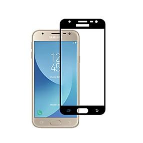 Недорогие Защитные пленки для Samsung-Samsung GalaxyScreen ProtectorJ3 (2017) HD Защитная пленка для экрана 1 ед. Закаленное стекло