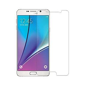 Недорогие Чехлы и кейсы для Galaxy S-Samsung GalaxyScreen ProtectorS7 HD Защитная пленка для экрана 1 ед. Закаленное стекло