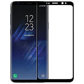 ieftine Galaxy S Protectoare de ecran-protector de ecran nillkin galaxie samsung pentru s9 plus sticlă călită 1 bucată protector complet ecran protector 3D margine curbată anti-strălucire anti amprentă