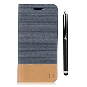 povoljno LG-Θήκη Za LG LG G6 / LG G5 / LG G4 Novčanik / Utor za kartice / sa stalkom Korice Jednobojni Tvrdo PU koža