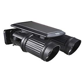 povoljno LED reflektori-YWXLIGHT® 1pc 7 W LED reflektori / LED solarna rasvjeta Vodootporno / Infracrveni senzor Toplo bijelo / Hladno bijelo 3.7 V Vanjska rasvjeta 14 LED zrnca