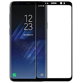 ieftine Galaxy S Protectoare de ecran-protector ecran nillkin galaxie samsung pentru s9 sticlă călită 1 bucată protector ecran complet corp protector 3D margine curbată anti-strălucire anti zgârieturi antiderapare