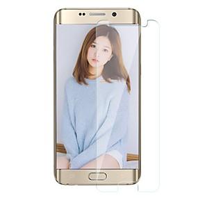 Недорогие Чехлы и кейсы для Galaxy S-Samsung GalaxyScreen ProtectorS6 edge Уровень защиты 9H Защитная пленка для экрана 1 ед. Закаленное стекло