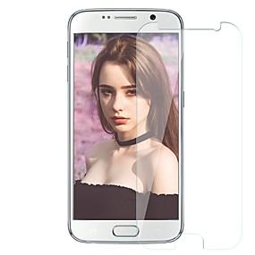 Недорогие Чехлы и кейсы для Galaxy S-Samsung GalaxyScreen ProtectorS6 Уровень защиты 9H Защитная пленка для экрана 1 ед. Закаленное стекло