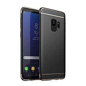 voordelige Galaxy S6 Edge Plus Hoesjes / covers-hoesje Voor Samsung Galaxy S9 / S9 Plus / S8 Plus Beplating / Mat Achterkant Effen Hard PC