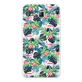 voordelige Galaxy J7 Hoesjes / covers-hoesje Voor Samsung Galaxy J7 (2017) / J7 (2016) / J7 Patroon Achterkant Planten / Flamingo / Bloem Zacht TPU