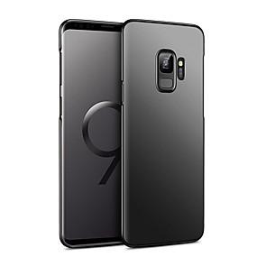 voordelige Galaxy S6 Edge Plus Hoesjes / covers-hoesje Voor Samsung Galaxy S9 / S9 Plus / S8 Plus Ultradun Achterkant Effen Hard PC