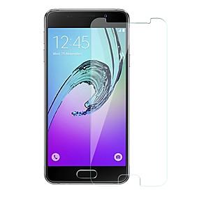 Недорогие Чехлы и кейсы для Galaxy A-Samsung GalaxyScreen ProtectorA3(2016) Уровень защиты 9H Защитная пленка для экрана 1 ед. Закаленное стекло
