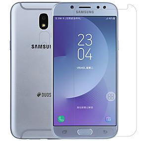 Недорогие Защитные пленки для Samsung-Samsung GalaxyScreen ProtectorJ5 (2017) HD Протектор объектива спереди и камеры 2 штs PET