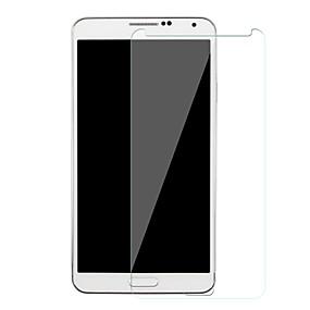 olcso Galaxy Note Képernyővédő fóliák-Samsung GalaxyScreen ProtectorNote 3 9H erősség Kijelzővédő fólia 1 db Edzett üveg