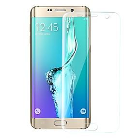 Недорогие Чехлы и кейсы для Galaxy S-Samsung GalaxyScreen ProtectorS6 edge HD Защитная пленка для экрана 1 ед. TPG Hydrogel