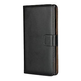 povoljno Sony-Θήκη Za Sony Xperia XA2 / Xperia L2 Utor za kartice / sa stalkom / Zaokret Korice Jednobojni Tvrdo PU koža