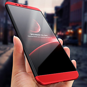 Недорогие Чехлы и кейсы для Huawei Honor-Кейс для Назначение Huawei Honor 9 / Huawei Honor 9 Lite / Honor 8 Матовое Кейс на заднюю панель Однотонный Твердый ПК