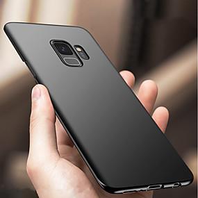 voordelige Galaxy S6 Edge Plus Hoesjes / covers-hoesje Voor Samsung Galaxy S9 / S9 Plus / S8 Plus Schokbestendig / Ultradun Achterkant Effen Hard PC