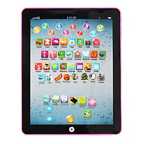 hesapli Klasik Oyuncaklar-Learning Tablet Eğitici Oyuncak Taklit iPad Oyuncak Alfabe Öğrenme Makinesi Ebeveyn-Çocuk Etkileşimi Mini ile Ekran Çocukların Günü Hepsi 1 pcs Oyuncaklar Hediye / Mektup Okuma Oyunu / Mektup Yazımı