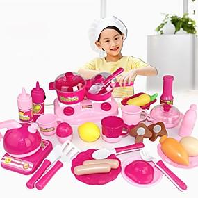 olcso Klasszikus játékok-Szerepjátékok Élelem & hűsítő Szülő-gyermek interakció Gyermek Iskola előtti Játékok Ajándék 30 pcs