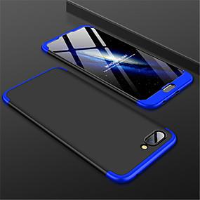 Недорогие Чехлы и кейсы для Huawei Honor-Кейс для Назначение Huawei Huawei Honor 10 / Honor 9 / Huawei Honor 9 Lite Матовое Кейс на заднюю панель Однотонный Твердый ПК