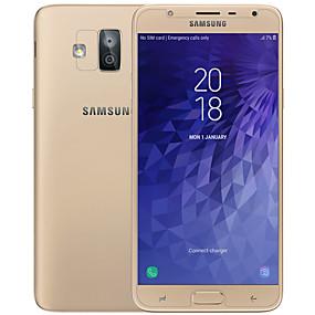 Недорогие Защитные пленки для Samsung-Samsung GalaxyScreen ProtectorJ7 Duo Ультратонкий Протектор объектива спереди и камеры 2 штs PET