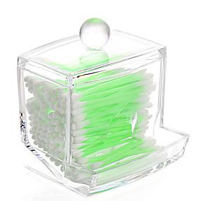 olcso Asztali rendszerezők-Műanyag Téglalap Új design itthon Szervezet, 1db Tárolódobozok / Smink tárolás / Asztal rendezők