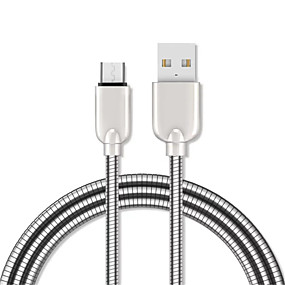 levne Mi Play-Micro USB Kabel 1m-1.99m / 3ft-6ft Rychlé nabíjení TPE Adaptér kabelu USB Pro Samsung / Huawei / LG