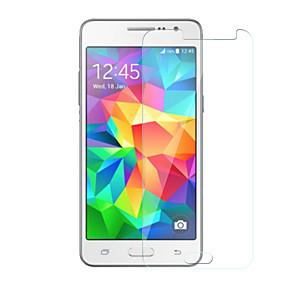 Недорогие Защитные пленки для Samsung-Samsung GalaxyScreen ProtectorGrand Prime Уровень защиты 9H Защитная пленка для экрана 1 ед. Закаленное стекло