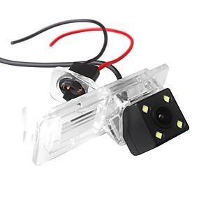 Недорогие Автоэлектроника-Камера заднего вида ziqiao hd с подсветкой для renault fluence / dacia duster / megane 3 / nissan terrano