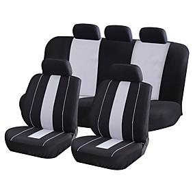 povoljno Poklopci sjedala automobila-Prekrivači za auto-sjedala Presvlake sjedala Tekstil Zajednički for Univerzális Univerzalno