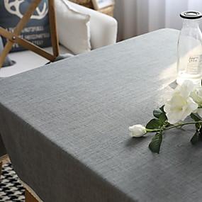 رخيصةأون شرشفات الطاولة-معاصر مربع قماش الطاولة هندسي الجدول ديكورات 1 pcs
