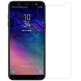 Недорогие Чехлы и кейсы для Galaxy A-Samsung GalaxyScreen ProtectorA6+ (2018) HD Протектор объектива спереди и камеры 1 ед. Закаленное стекло