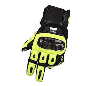 povoljno Motociklističke rukavice-MOTOBOY Cijeli prst Uniseks Moto rukavice Carbon Fiber / Spužva / Poli uretanska Touch Screen / Prozračnost / Otporno na nošenje