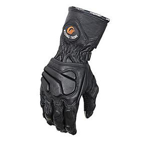 voordelige Motorhandschoenen-RidingTribe Lange Vinger Unisex Motorhandschoenen poly urethaan / silica Gel Aanraakscherm / Houd Warm / Slijtvast